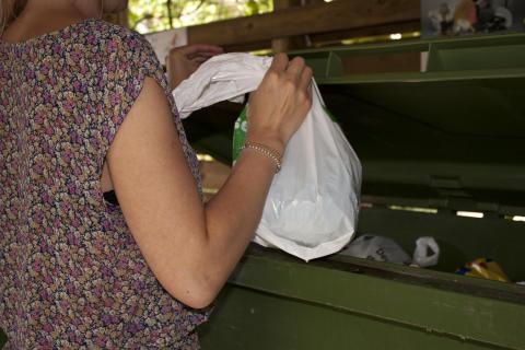 VA SYD sänker avfallstaxan 2018