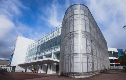 Tallinn eröffnet renoviertes Kreuzfahrtterminal D