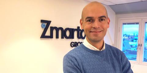Niklas Jansson blir ny CMO på Zmarta Group