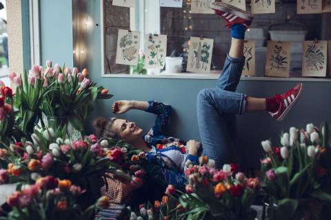 Träffa My Feldt & Blomsterfrämjandet på Formex den 14 januari