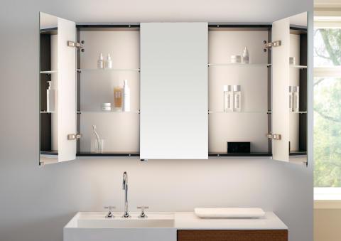 RL30 von burgbad: Raffinierte Lichttechnik für jeden