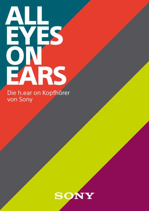 Storybook h.ear on Kopfhörer