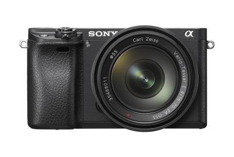 Alpha 6300 von Sony: Die schnellste Kamera der Welt