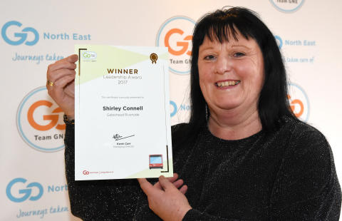Go North East celebrates its inspiring women
