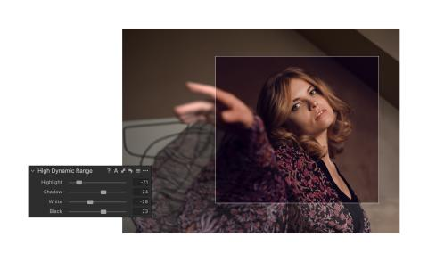 Capture One 20 - HDR
