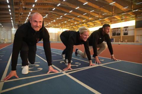 IFU Arena fortsätter att satsa på kvalitet – anställer tre nya medarbetare.
