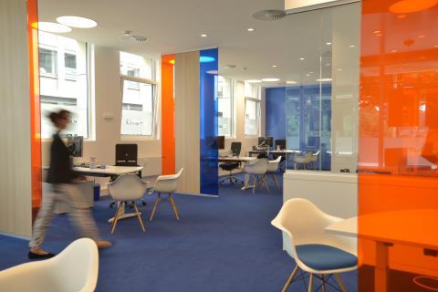 Neue Zurich DA Direkt Geschäftsstelle in Hamburg
