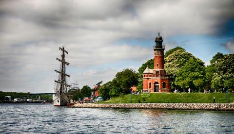 Maritime Fotosafari durch Kiel für Anfänger und Fortgeschrittene