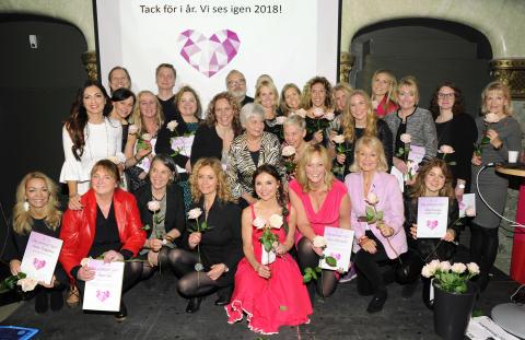 Vinnarna i Hälsopriset 2017