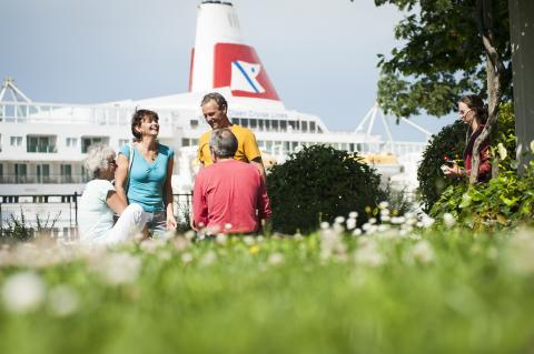 Fred. Olsen Cruise Lines celebrates record sales success!