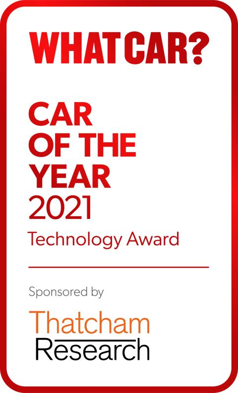 Technology Award logo