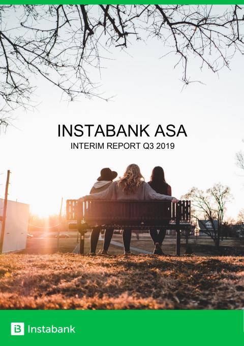Instabank Interim Report Q3 2019