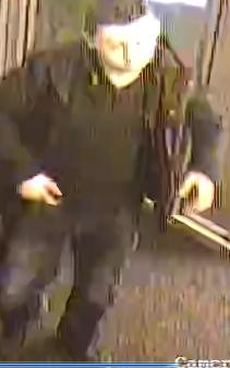 CCTV images released following assault – Newbury