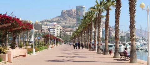 Bostadsköpares flygresor till Spanien och Portugal klimatkompenseras