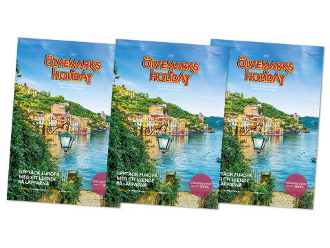 Ölvemarks Holiday 2020 katalog