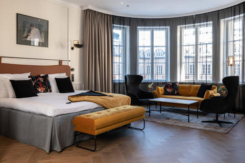 From cultural heritage to a world-class hotel  - Scandic Grand Central Helsinki opens its doors for business