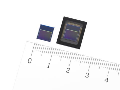 Společnost Sony představuje první inteligentní Vision snímače s funkcí zpracování pomocí umělé inteligence