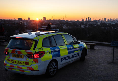 Appeal after cyclist injured in collision, Lambeth