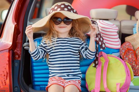 Urlaub mit Kind: Tipps für lange Anreisen