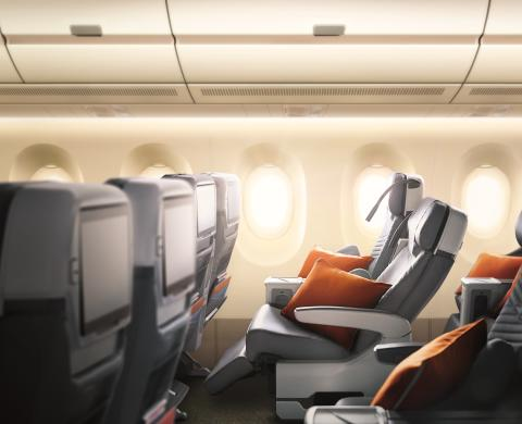 CWT / Travelport Research: Premium Economy a Hot Ticket for Singapore Business Travelers
