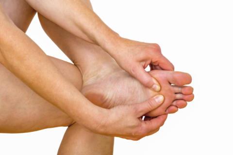 Füße in Gefahr: das Diabetische Fußsyndrom