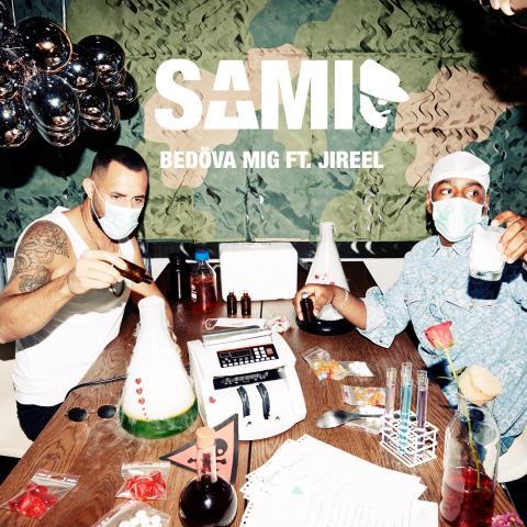 SAMI släpper ny singel tillsammans med Jireel - Bedöva mig (feat. Jireel)