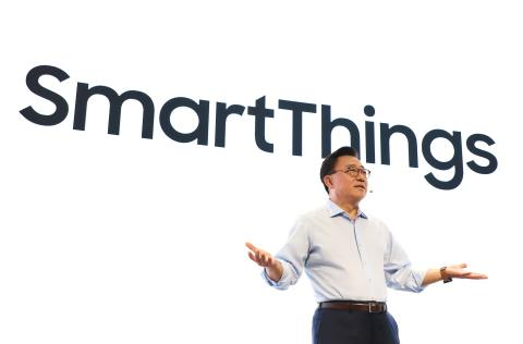 Samsung presenterer sin visjon for IoT-opplevelser under Samsung Developer Conference