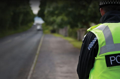 2015 sees further fall in numbers of dedicated roads policing officers