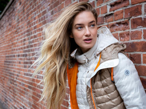City fever with professional free skier Sierra Quitiquit
