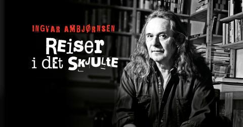 Korrigert pressemelding: Ingvar Ambjørnsen publiserer ny føljetongroman rett på Boktips