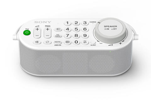 Nifty Speaker from Sony Hits Europe