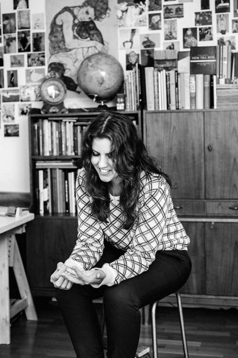 Kristin Lidström. | Foto: Jimmy Eriksson
