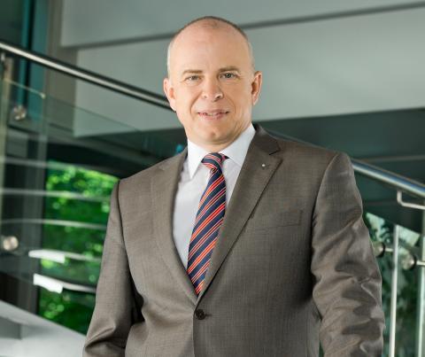 ZÜBLIN-board member Dr. Ulrich Klotz