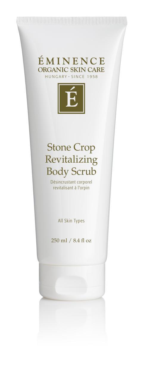 Éminence Organics - Stone Crop Revitalizing Body Scrub