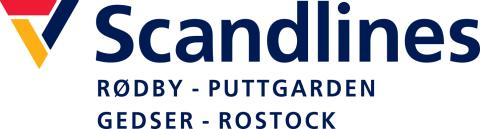 Scandlines Rødby-Puttgarden Gedser-Rostock Logo