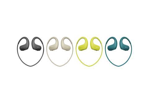 A Sony otimiza a sua linha de produtos wearable com o lançamento do novo Walkman® WS413/WS414