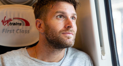 Joel Dommett discovers the best of the West (Coast) in new video series from Virgin Trains