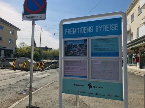 Prosjekt Grefsenveien mellom Platåveien og Kjelsåsalléen holdeplass