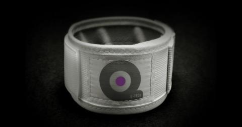 QTECH elbow band & strap