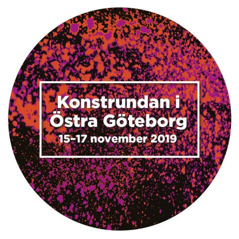Konstrundan i Östra Göteborg 2019