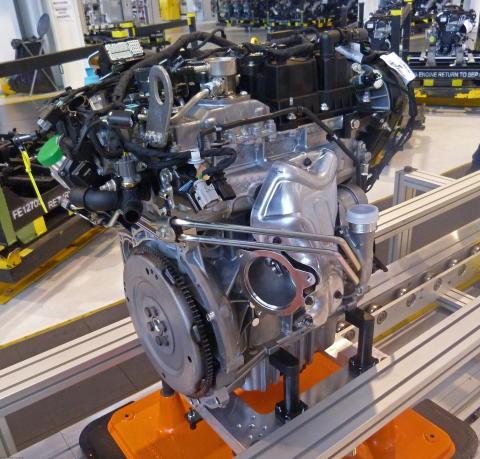 Ford lanserar ny, bränsleeffektiv 1,5-liters EcoBoost-motor som förstärker bolagets globala EcoBoost-utbud - bild 2