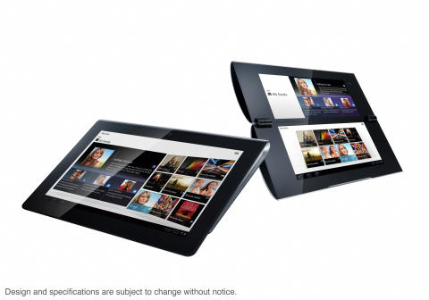 Sony tablet S1_S2