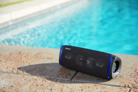 Sony'nin yeni EXTRA BASS™ kablosuz hoparlörleri ile üstün ses kalitesinin keyfini çıkarın