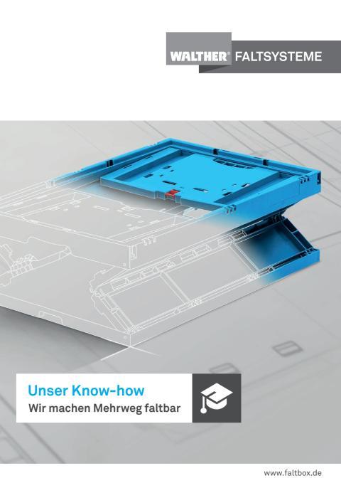 Unternehmensbroschüre - Unser Know-How
