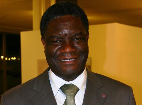 Assassination Attempt on Dr. Denis Mukwege, Prominent Congolese Doctor and Activist