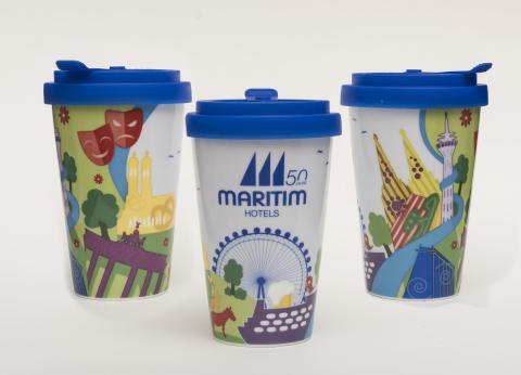 Maritim Anniversary Mug: An exclusive gift that keeps on giving.