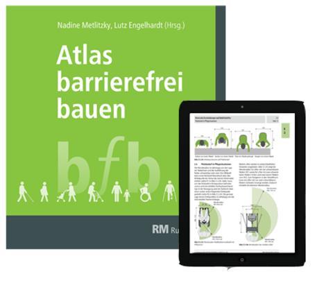 Atlas barrierefrei bauen mit App (2D/tif)