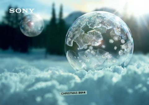 Fai festa con Sony!