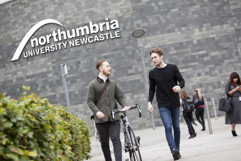 Northumbria shortlisted for best university in the UK