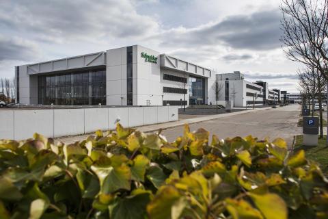 Schneider Electric kåret til verdens mest bæredygtige virksomhed